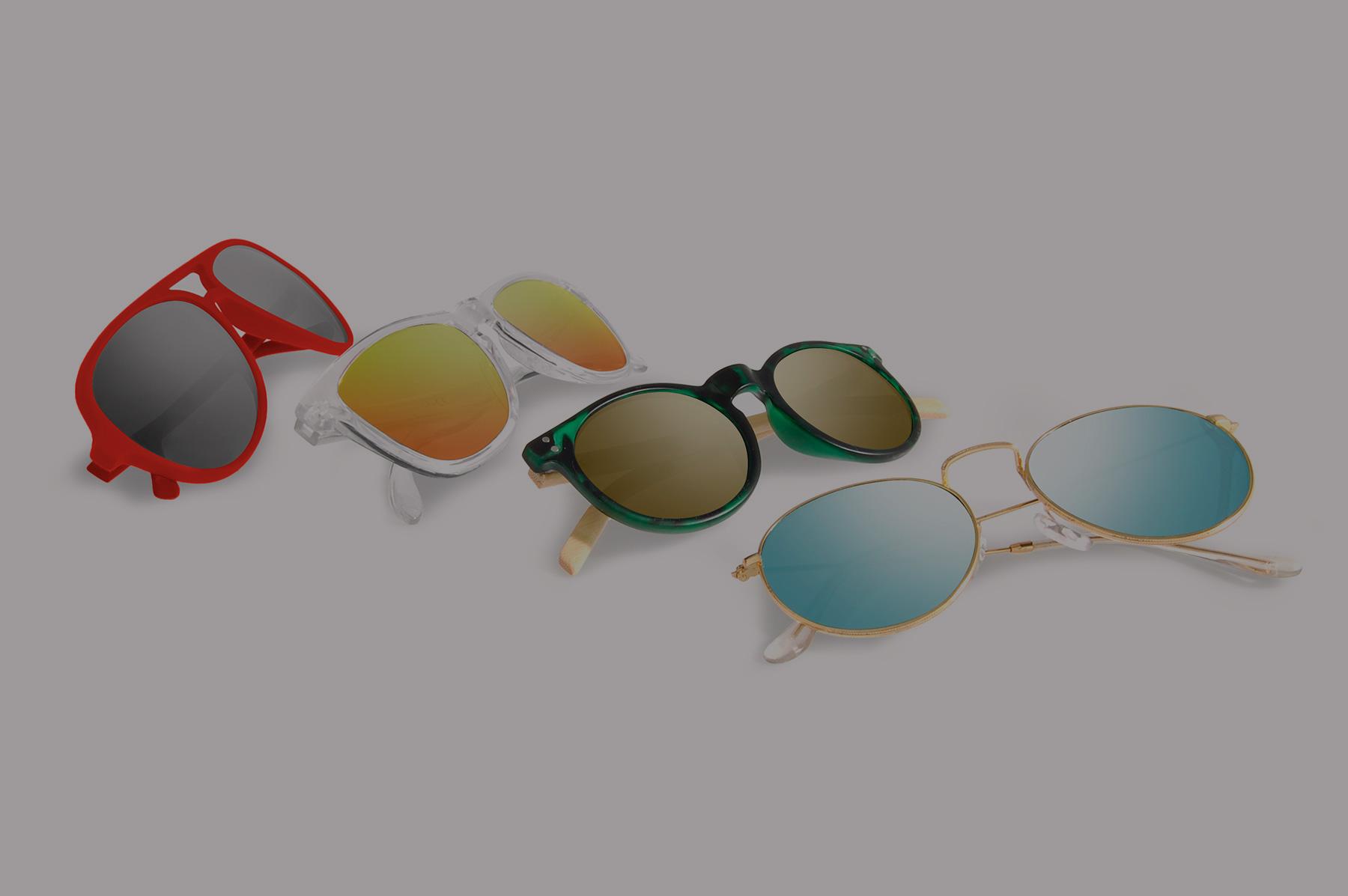 gadget occhiali prodotti