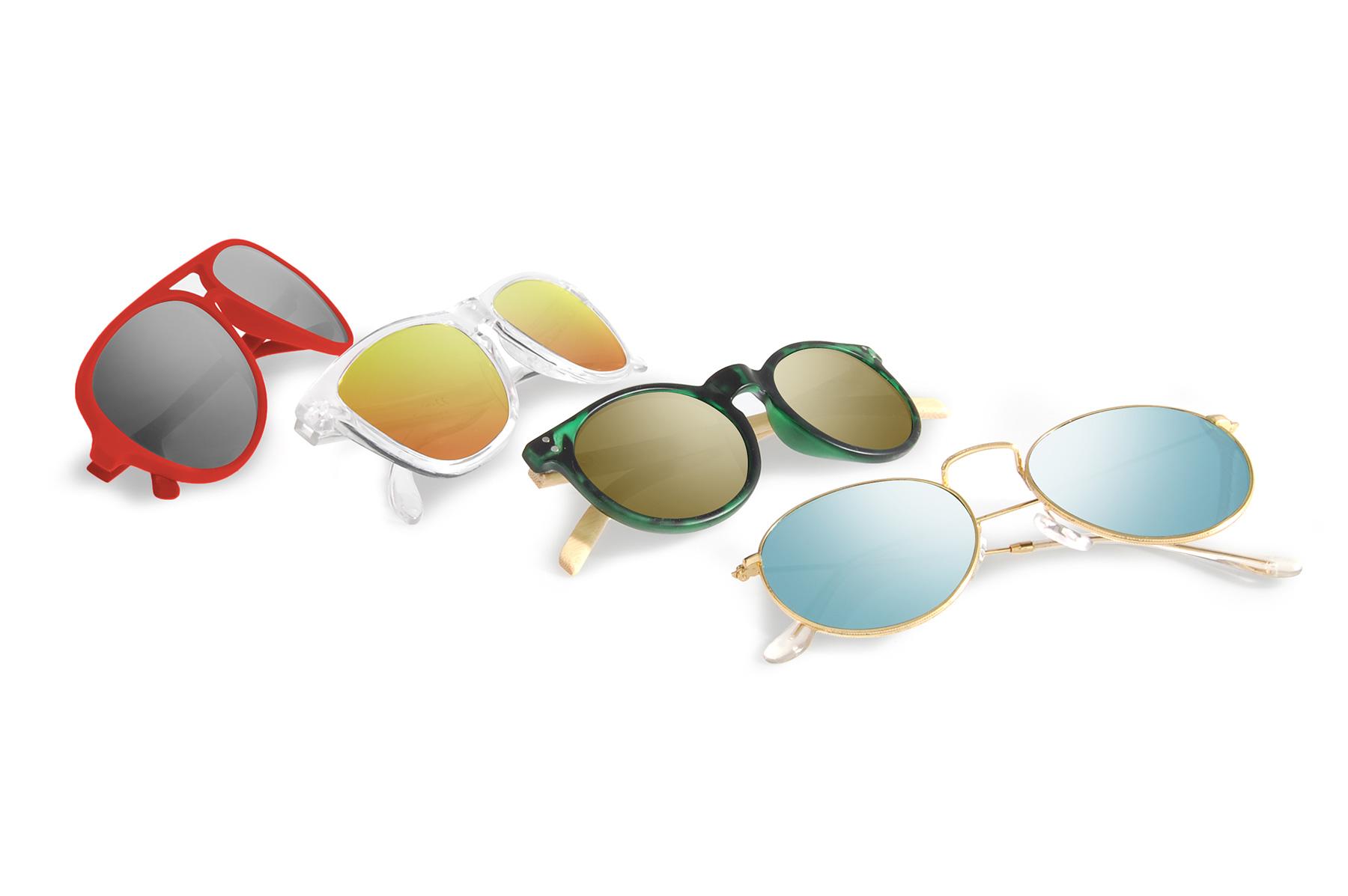 occhiali gadget